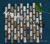 2018 manuelle Ziegelstein-Art-Mosaik-Fliese in Foshan China (BMM08) mit der Hand pflücken