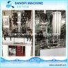 Tipo linear plástico da água de frasco da venda superior que engarrafa a máquina de enchimento líquida