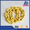 Catena di sollevamento del caricamento della catena della lega del rivestimento di plastica G80