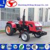 25HP 소형 트랙터 트랙터에 있는 판매 트랙터 기계 또는 옥수수 또는 트랙터 기계 농업 트레일러 트랙터 기계를 위한 트랙터 기계를 위한 작은 4개의 바퀴 트랙터