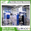 Tipo macchina del gancio di Huaxing di granigliatura per gli orli di alluminio delle automobili