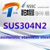 SUS304n2 de Pijp van de Plaat van de Staaf van het Roestvrij staal op Verkoop