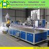 O WPC plástico madeira modelo de construção da placa de plástico de PVC máquina de extrusão