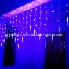 Weihnachtsvorhang-Stern-Vorhang-Lichter für Hauptdekoration