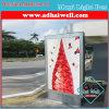 Bus Stop Poste Box (W 1.2 XH 1,8 M)