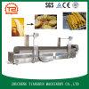 La banane électrique automatique de machine de friteuse de chauffage ébrèche la machine de développement frite