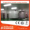 Machine automatique de métallisation sous vide d'évaporation de réflecteur de lampe