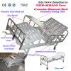 2-Crank Manual Medical Bed (THR-MB216)