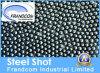 Colpo d'acciaio abrasivo della sfera d'acciaio S660 per la pallinatura