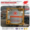 De l'utilitaire 3 d'essieux de cadre de camion-citerne remorque semi à vendre