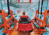 De Automobiele Lopende band van de hoge snelheid die door Jdsk wordt ontworpen