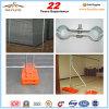 Temperatur Fence Australien-Standard Galvanized mit Plastic Feet