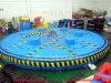 Novo Design Mecânico inflável touro inflável jogo rotativo