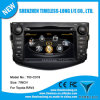 GPS A8 Chipset RDS Bt 3G/WiFi DSP Radio 20 Dics Momery (TID-C018)構築ののトヨタRAV4 2009-2012年のための車GPS Navigation