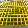 Skid resistente resistente a la corrosión y resistente al fuego rejilla de plástico reforzado con fibra