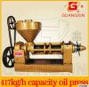 Grande presse Yzyx140-8 d'huile de sésame d'helice de grande capacité chaude de vente