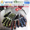 И Anti-Impact Cut-Resistance TPR перчатки, 15g Hppe Cut-Level оболочки 3, пеной из нитрила упор для рук с покрытием, Anti-Impact TPR на задней стороне механик перчатки