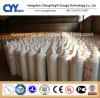 Cilindro de gas de aluminio de alta presión del dióxido de carbono del argón del oxígeno del nitrógeno del acetileno