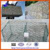 Caixa revestida/galvanizada do PVC de Gabion (RENO001)