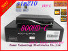 SIM210 Card Linux 300MHz Boot84 Dm800c Cable tuner decoder TV Digital Satellite Cable Receiver