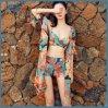 Populair Zwempak Boho met de Dekmantel van de Chiffon