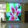 Signe polychrome d'intérieur de publicité électronique 640X640mm de P4 LED