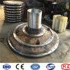 Couvercle d'embout d'acier de bâti de qualité des broyeurs à boulets de meulage
