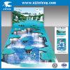 Soem-Belüftung-Plastikfußboden-Aufkleber-WARNING