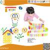 Blocs de construction de table en plastique jouets Kids cadeaux HX8102W