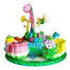 De beste Verkopende Carrousel van de Machine van het Vermaak van de Rit Kiddie (zj-SP-50)