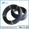 Tubo negro del polietileno para el abastecimiento de agua