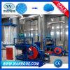 Pó do perfil do PVC UPVC do plástico que faz a máquina de trituração