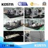 комплект генератора двигателя 400kVA Yuchai тепловозный