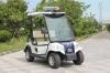 2 de Elektrische Auto van de Cruise Seater voor het Reizen van Aantrekkelijkheden