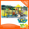 Trasparenza esterna del parco di divertimenti di interazione multifunzionale per i bambini