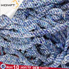 Corda branca crua do algodão da torção da cor da corda por atacado da alta qualidade