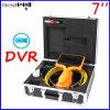 7inch 디지털 스크린 DVR 관 또는 하수구 또는 하수구 또는 굴뚝 영상 검사 사진기 7DH