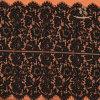 Het Borduurwerk van het Lovertje van het Borduurwerk van parels op het Kant van het Borduurwerk van het Lovertje