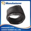 Mercado de construção personalizada do tubo corrugado de Borracha