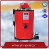 オイルまたはガス燃焼の電気洗濯の蒸気ボイラのための35kg-500kg/H