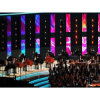 Ökonomische farbenreiche LED-Bildschirmanzeige-Panel-Wand im FreienP4.81 (500*1000mm)