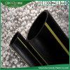 Pipe en plastique de PE de pipe de gaz de pipe de constructeur professionnel pour le gaz