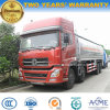 8X4 LHD 강철 연료 트럭 30000 리터 트럭 30 톤 석유 탱크