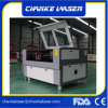 Ck1390 annonçant le prix de machine de découpage de laser de commande numérique par ordinateur en métal de l'acrylique 1.5mm de 25mm