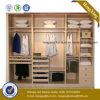 寝室の家具/収納キャビネット/木製のワードローブ(HX-LC2066)