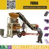 Vibrazione manuale della macchina di formatura del blocco Qt40-1