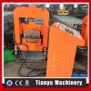 Rodillo del panel de la bandeja de cable de la tarjeta del andamio que forma la línea de la máquina