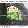 Schermo di visualizzazione esterno dell'interno molle curvo fisso del LED P2.98 per la pubblicità della fase degli hotel delle memorie delle vie commerciali della decorazione