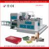 Máquina de alta velocidad de la fabricación de cajas del calzado