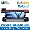 impresora original y a estrenar Versaexpress RF640 del 1.62m de Rolando para la impresión al aire libre y de interior
